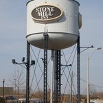 Water Tower Sign