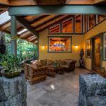 Lanai Living Room
