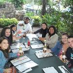 cena en familia numerosa