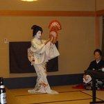 京料理と舞妓の夕べ