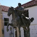 Statue of Hernando De Soto