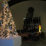 Main Lobby, Christmas is almost there