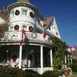White Dow Christmas