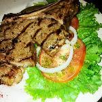 Prime Rib Steak at Don Asado, excellent