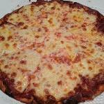 Xtra thin pepperoni hearth baked