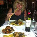 Dinning at Portobello