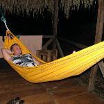 Можно спать на улице под ЗВУКИ джунглей ... (репеллент необходим)