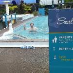 Waiwera piscina