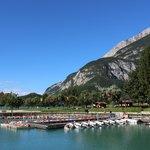 Bergsport en watersport op loopafstand