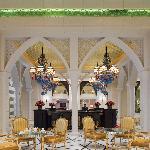 Sultans Lounge at Jumeirah Zabeel Saray