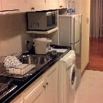 麻雀雖小,五臟俱全的廚房