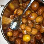 Hvis de brunede kartofler havde fået mere, kunne de omdøbes til Franske kartofler, Tørre og inds
