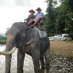 Очень добрый слоник