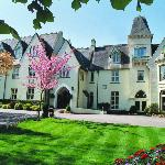Clarkes at Glen yr Afon House Hotel, Usk