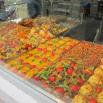 food in Sultanahmet