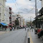 Sultanahmet street