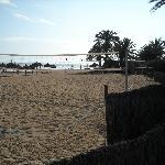 beach volley 2 terrains