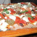 Nonna's special..a wood fired pie like no other!