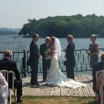 weddings on boardwalk
