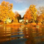 autumn Rice Lake