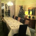 Private Dining Room (Fits approx 20 people, no room hire cost)