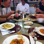 Difficilmente all'estero si trova una cucina cosí buona...grazie ancora!!!