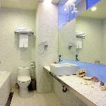 Design Elite Twin Bath Room