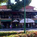 Casa Mayor on the 2nd level