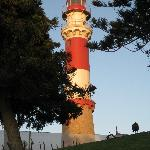 Leuchtturm von Swakop