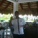 Sunset Bartender Wilkin