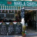 Photo of Nigel and Cheryl's