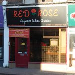 Outside Red Rose, Egham