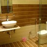 Bathroom Of Superior Best Ganga View Room