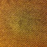 Stain on carpet in room