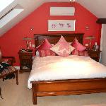 Rose room !