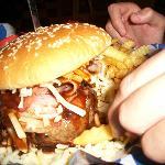 L'hamburger più buono del mondo :)