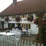 The lovely Plough Inn