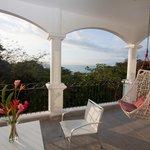Shana Hotel at Manuel Anotnio, Costa Rica