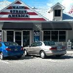 Main Street America An Eatery