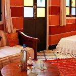 La chambre marrakchi