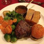 8oz Fillet of beef