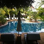 Am Samui Palace, swimmingpool