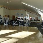 Excellent fitness facilities!