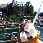 Ice Cream at the Empress