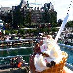 Ice Cream at the Empress
