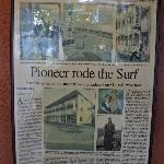 History of the Surf
