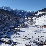 Winterparadies für Klein und Groß direkt hinter dem Hotel