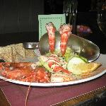 King Prawn Cocktail - in style!