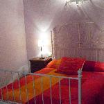 Interior de las habitaciones/cabañas