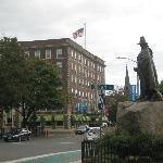 Wonderful Historic Hawthorne Hotel, Salem, MA